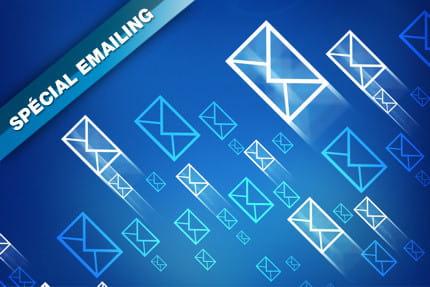 Affiche spécial e-mailing