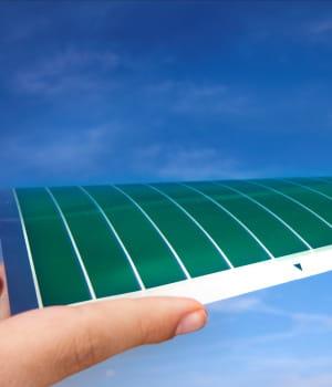 heliatek est une pionnière des cellules photovoltaïques organiques.