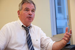 georges epinette est directeur général de stime intermarché : la ssii du