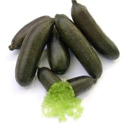 le 'citron-caviar', commercialisé par l'entreprise australienne fingerlimes.