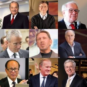 lequel est l'homme le plus riche du monde ?