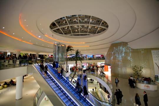 le morocco mall le meilleur centre commercial au monde jdn. Black Bedroom Furniture Sets. Home Design Ideas