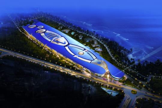 un architecte de renom   le morocco mall  le  u0026quot meilleur