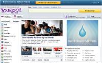 yahoo.com est un portailmenant au webmail, mais aussià de l'actualité, des