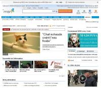 msn.com est un portailne conduisant pas uniquement vers l'outil de chat, mais