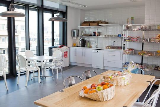 Caféteria Facebook France