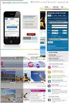 lorsqu'un smartphone se connecte au site voyages-sncf.com, le téléchargement