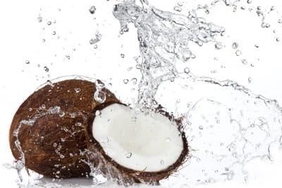 L 39 eau de coco la nouvelle boisson qui inonde la plan te - Dessin noix de coco ...