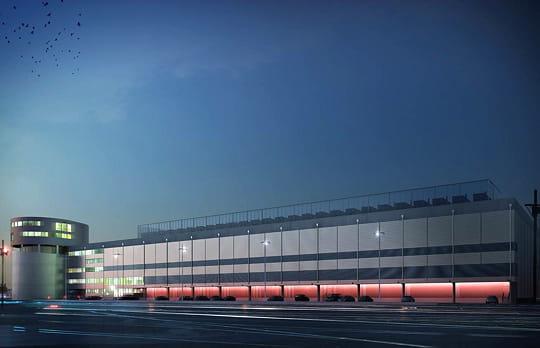 25 000 mètres carrés de datacenter