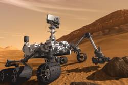 curiosity nasa mars