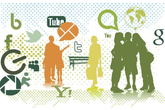 réseaux sociaux monde