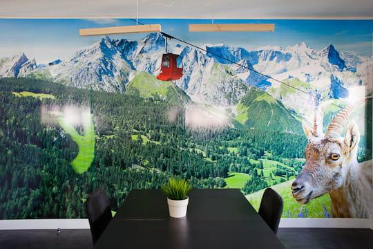 Melty Network : Alpes kitsch