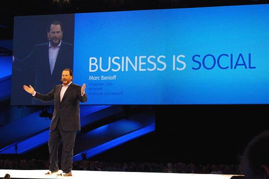 Dreamforce 2012 : Business is social