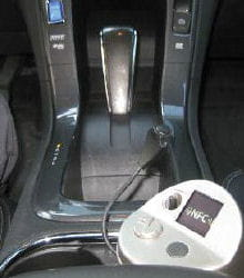 grâce au nfc, la key box permettra de garder ses clés à l'intérieur.