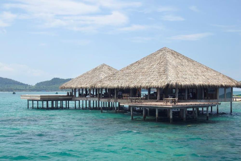 Les 20 h tels les plus chers du monde jdn for Les hotels les moins chers