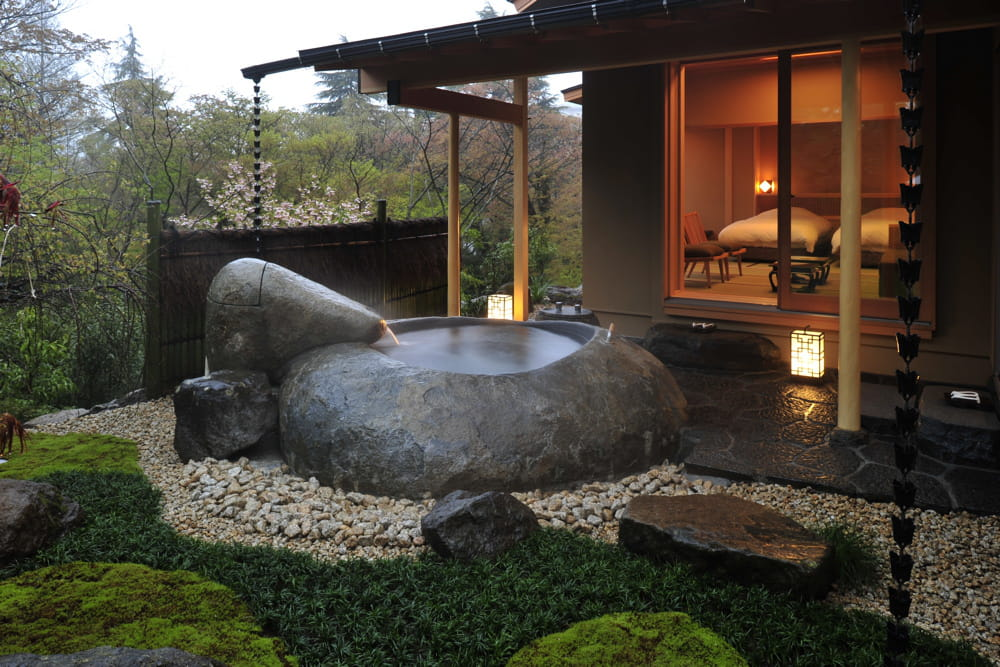 17e le gora kadan japon for Small design hotels of the world