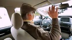 la voiture sans chauffeur de google comment a marche jdn. Black Bedroom Furniture Sets. Home Design Ideas