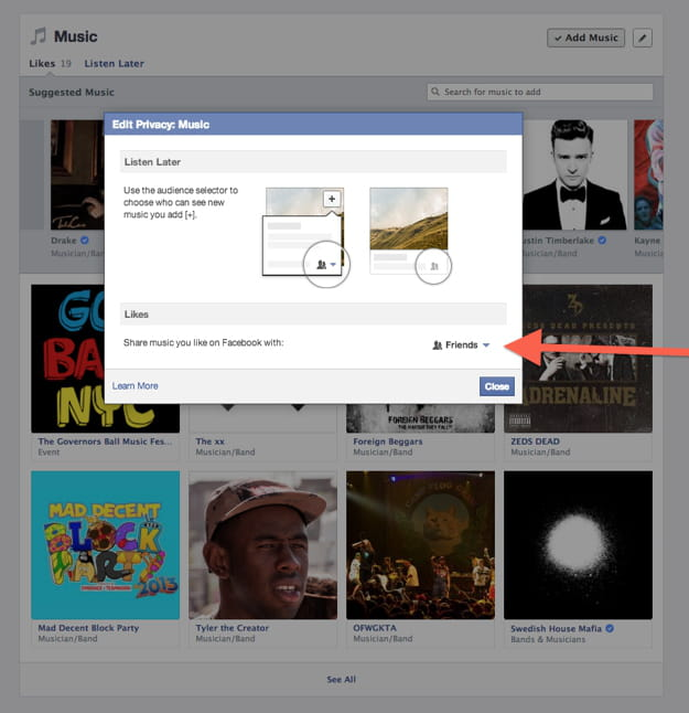 graph search facebook 4
