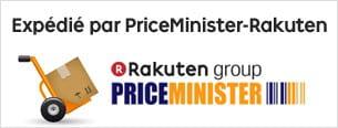 logo du service expédié par priceminister-rakuten