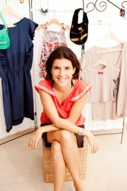 Alexia sichere cartonne avec son site de ventes priv es pour enfants sept f - Vente privee pour enfant ...