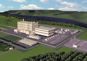 terra power plant