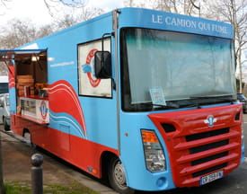 pionnier du secteur, le camion qui fume espère développer un food-truck dans