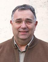 bruno bethenod,élu en 1995 à la mairie d'arceau.
