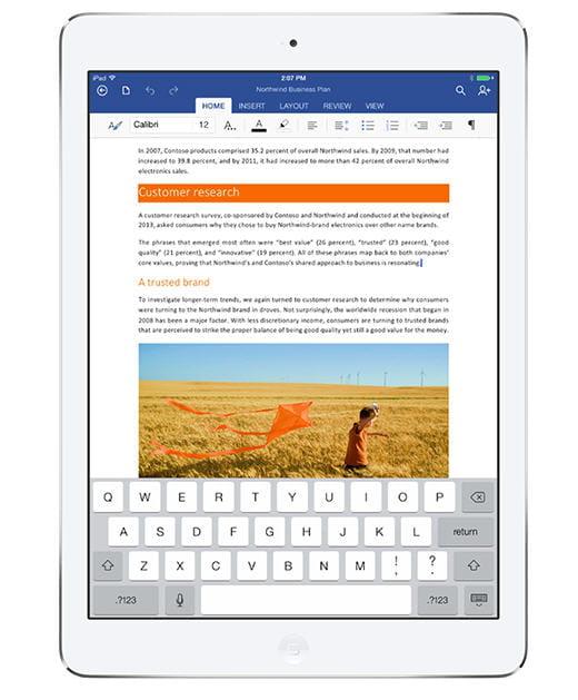 Office sur ipad les questions r ponses essentielles jdn - Office 365 version d essai ...
