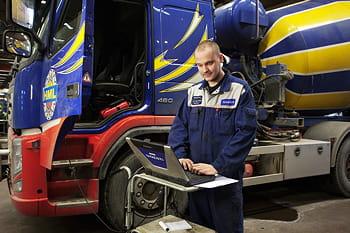 volvo a déployé le big data pour gérer la maintenance des véhicules.