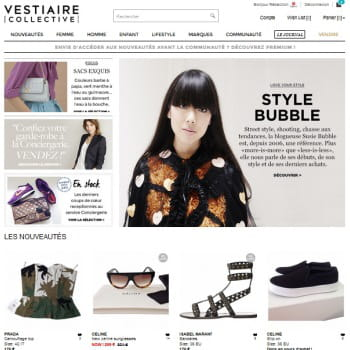 9 232 me vestiaire collective avec 227 000 vu top 10 des de commerce collaboratif en