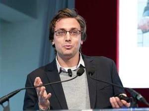 jonah peretti, directeur général de buzzfeed.
