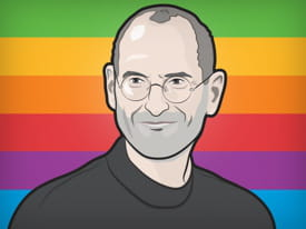 steve jobs illustration 02