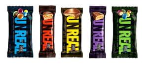 les friandises ureal candy, une alternative aux barres chocolatées