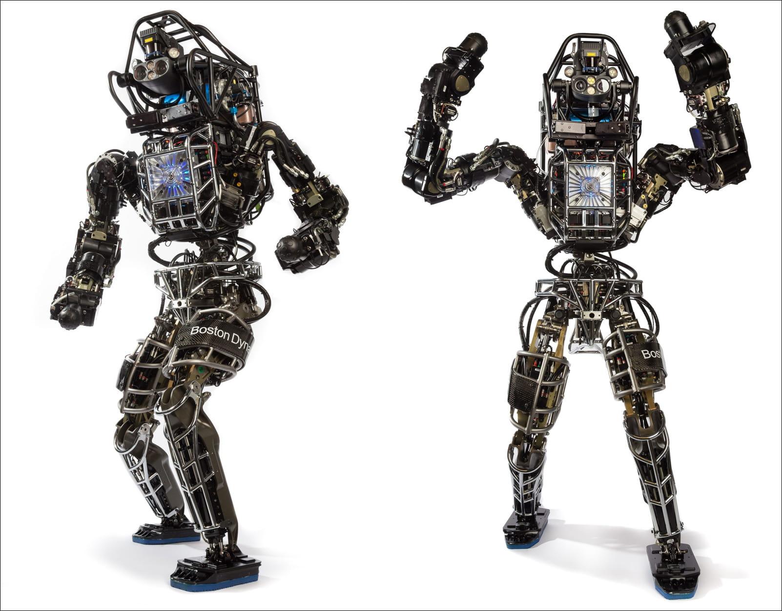 technologie les robots de demain sont d j parmi nous. Black Bedroom Furniture Sets. Home Design Ideas