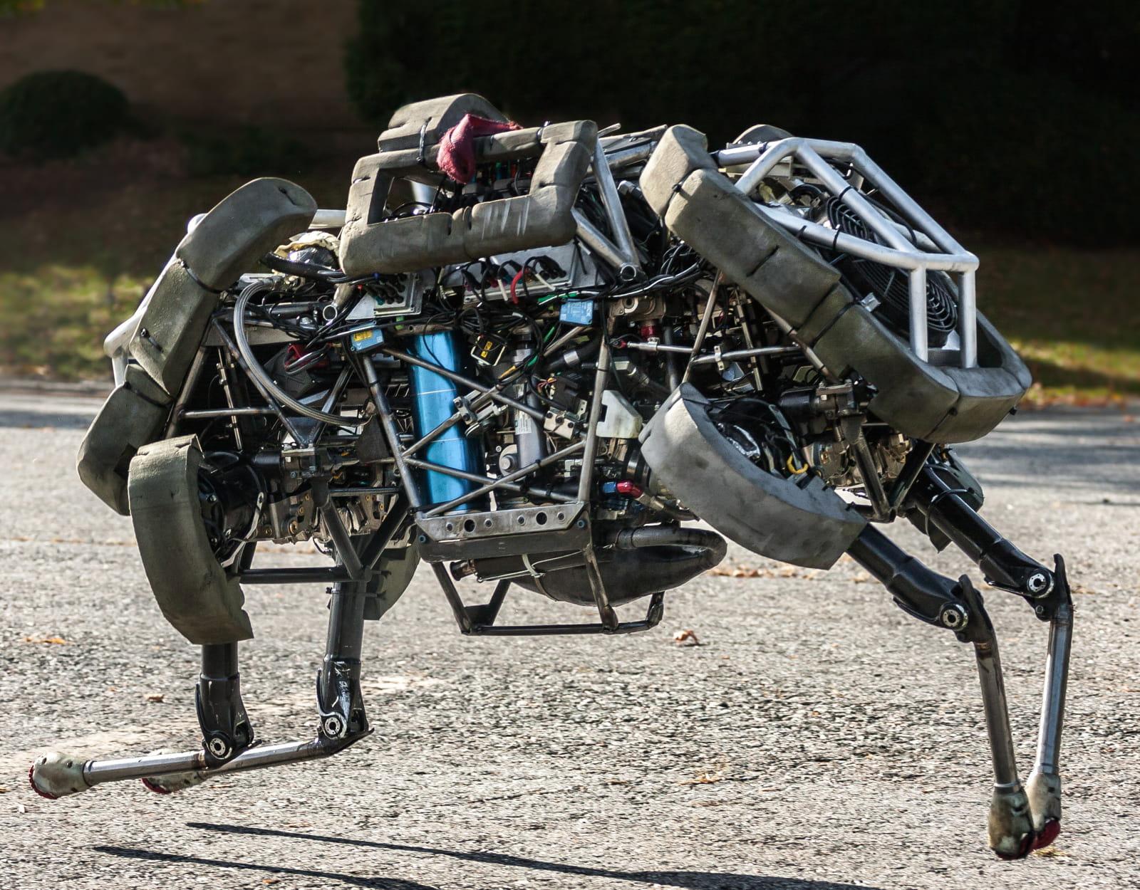 wildcat la prochaine recrue de l 39 us army les robots de. Black Bedroom Furniture Sets. Home Design Ideas