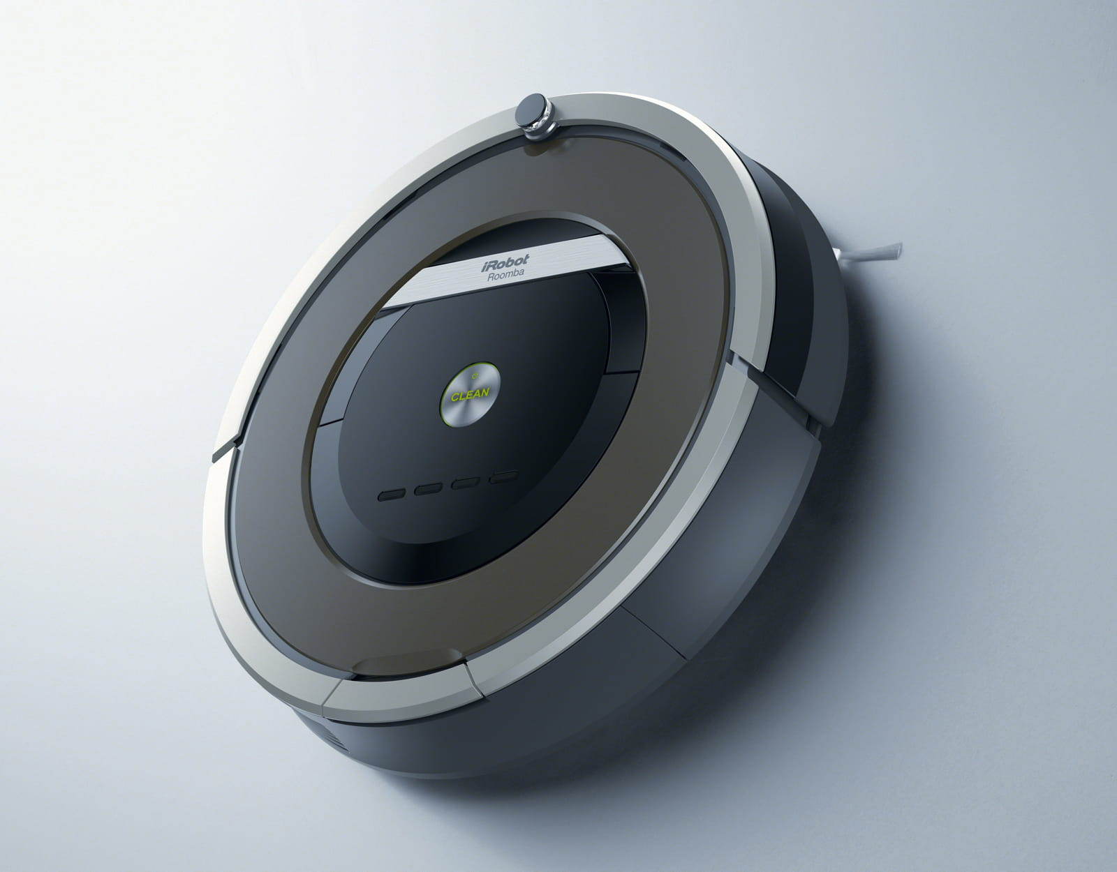roomba le robot aspirateur qui nettoie tout seul votre. Black Bedroom Furniture Sets. Home Design Ideas