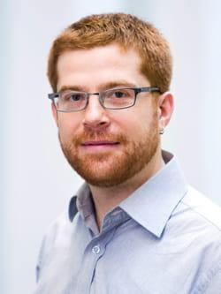 jonas buchli dirige l'agile and dexterous robotics laboratory (adrl) de zurich