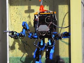 l'humanoïde agile schaft a été développé par la société japonaise éponyme,