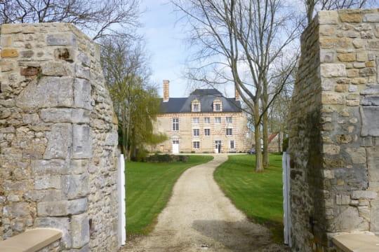 Château dans le Bessin