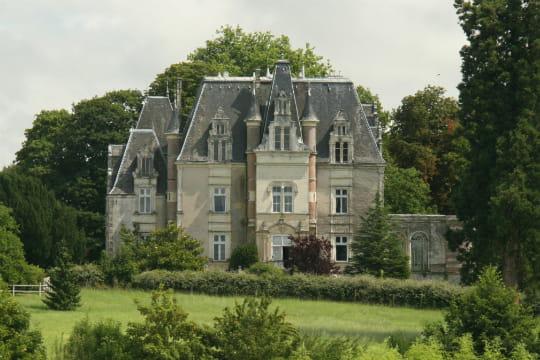 Château en Mayenne