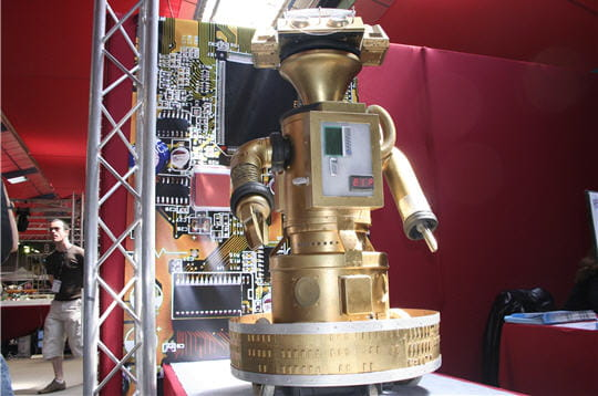 Robot luxueux