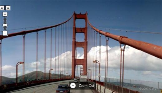 Au coeur de la ville avec Google Street View