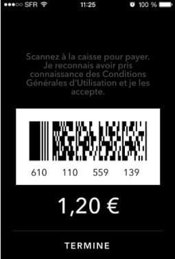 code barre 300