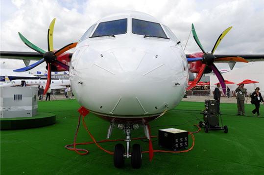 Avion de transport régional