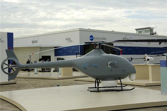 Eurocopter : fine fleur de l'hélico