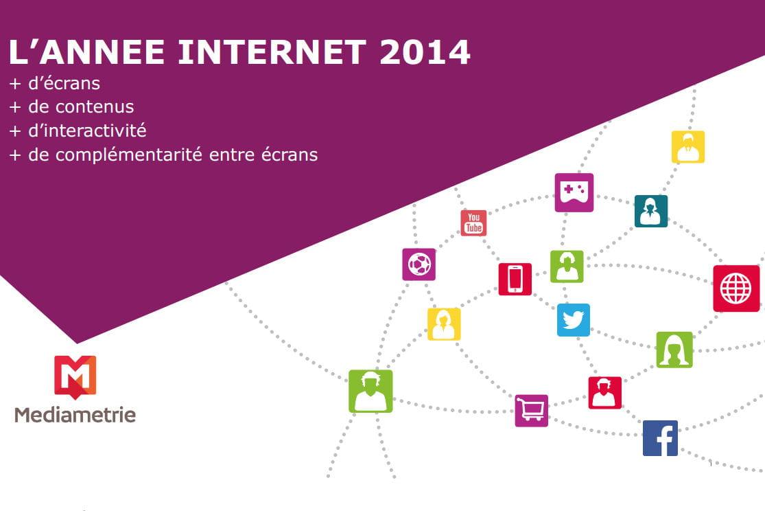 l u0026 39 ann u00e9e internet 2014 en 10 chiffres
