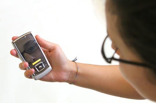 Test du Samsung E840