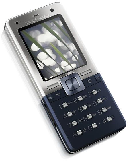 Sony Ericsson T650 : une ligne à part...