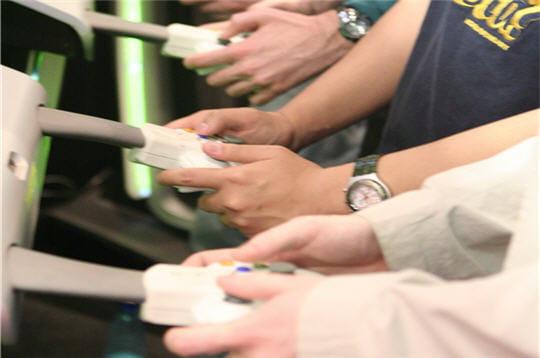 Le festival du jeu video en images