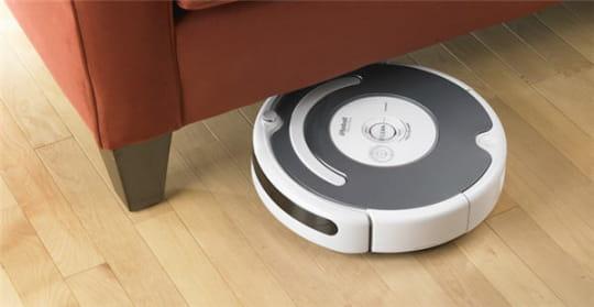 Roomba 530 : le ramasse-poussière